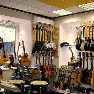 Музыкальные магазины Лаишево