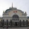Железнодорожные вокзалы в Лаишево